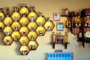 Honey museum in mukachevo